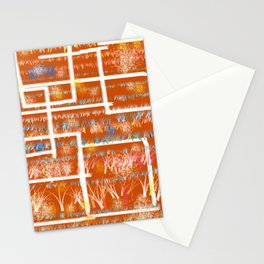 Orange Room Stationery Cards