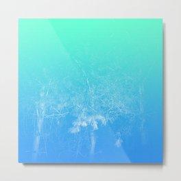 Sea Breeze Forest Metal Print