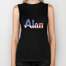 Alan Biker Tank