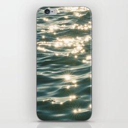 Ocean Sparkle iPhone Skin