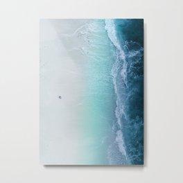 sea 5 Metal Print