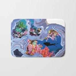The Diver Bath Mat