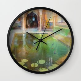 The Court of the Myrtles Wall Clock