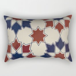 Oriental dream #4 Rectangular Pillow