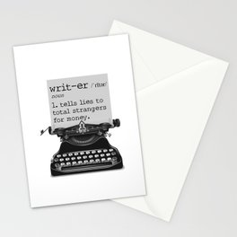 Writer Defined Stationery Cards