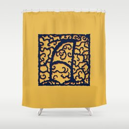 The Eclectic Letters - A Shower Curtain