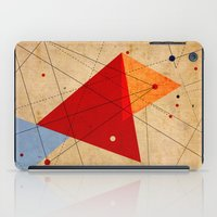 jazzberry iPad Cases featuring knot by .eg.