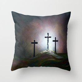 Still the Light Throw Pillow