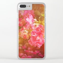 Your Heavenly Stride Clear iPhone Case