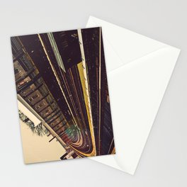 Meet me in the city Stationery Cards
