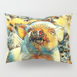 AnimalArt_Piglet_20170601_by_JAMColorsSpecial Pillow Sham
