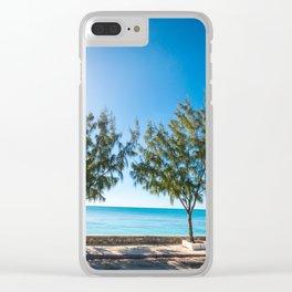 Turks and Caicos beach Clear iPhone Case