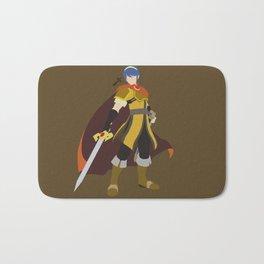 Marth(Smash)Gold Bath Mat