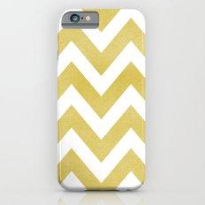 LINEN CHEVRON iPhone 6s Slim Case