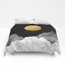 Moon and Stars Comforters