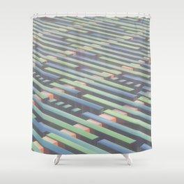 blokie Shower Curtain