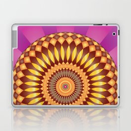 Fulfillment Mandala - מנדלה הגשמה Laptop & iPad Skin