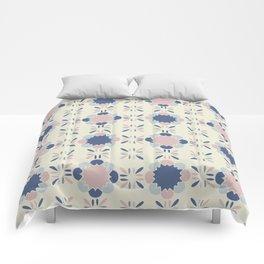 Pastel Tile Comforters