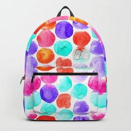 Watercolour Spots Backpack