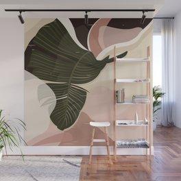 Nomade I. Illustration Wall Mural