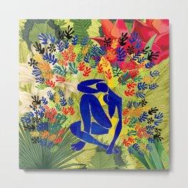 Henri Matisse Wild Metal Print