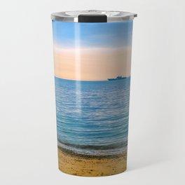 Great Yarmouth Beach Travel Mug
