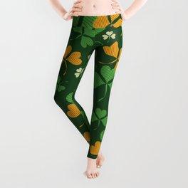 Happy St.Patrick's Day Leggings