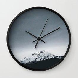 Mt. Hood x Oregon Wall Clock