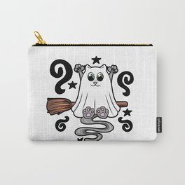 hollween kitty Cat Cat lover scarry Carry-All Pouch