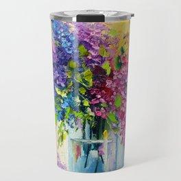 Bouquet lilac Travel Mug