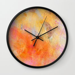 State of Calm Wall Clock