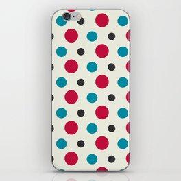 Like a Leaf [spots] iPhone Skin