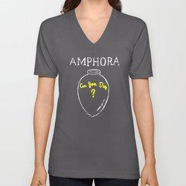 Amphora - Can You Dig? Unisex V-Neck