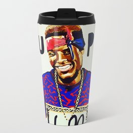 Fetty Wap Metal Travel Mug