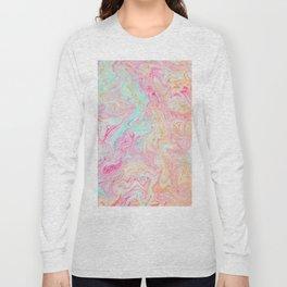Tutti Frutti Marble Long Sleeve T-shirt