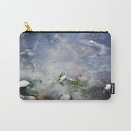 frozen lakes Carry-All Pouch