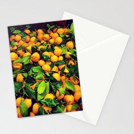 Naranjas Stationery Cards
