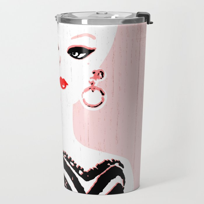 Classic Barbie Travel Mug