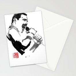 freddy mercury 05 Stationery Cards
