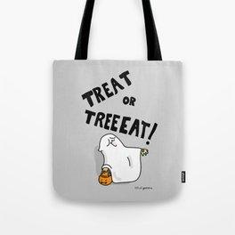 treat or treat! Tote Bag