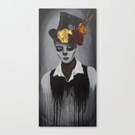 Delphine Canvas Print