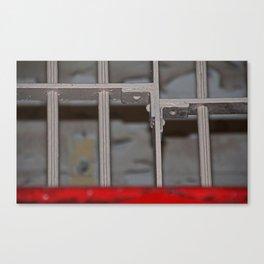 Unfiltered & Unlawful Canvas Print