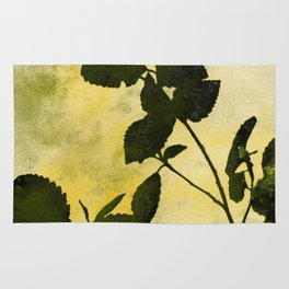 Autumn Green Rug