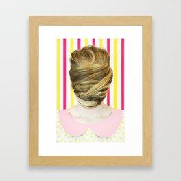 Mane Attraction #1 Framed Art Print