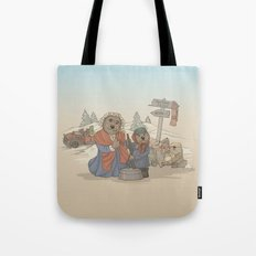 With Kindness, There's Room for us All. Tote Bag