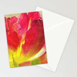 Tulips Make Me Happy Stationery Cards