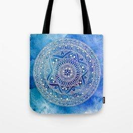 Tangle Rings Tote Bag
