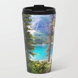 Louise Metal Travel Mug