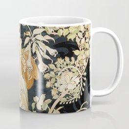 1898 Femme A Marguerite Alphonse Mucha Coffee Mug
