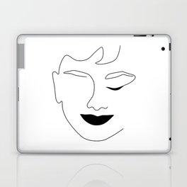 Happy Audrey Laptop & iPad Skin